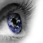 Auge - Welt